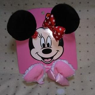 ディズニー(Disney)のパッチンミニーとマリー(ヘアピン)
