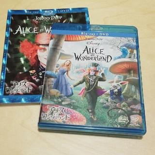 ディズニー(Disney)のAlce in wonderland🌟ブルーレイ💿(その他)