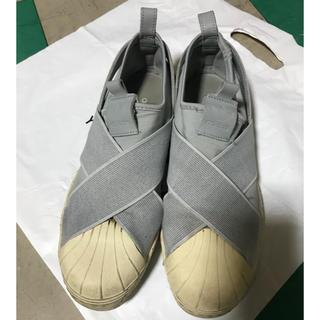 アディダス(adidas)のadida  スリッポン 24cm(スリッポン/モカシン)