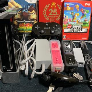 Wii - wii 本体 セット!