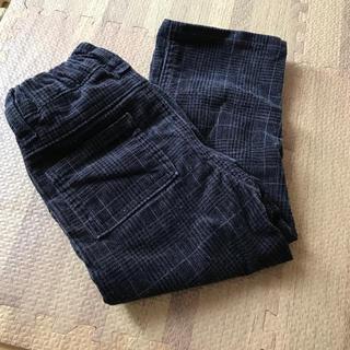 ムジルシリョウヒン(MUJI (無印良品))の無印良品 コーデュロイチェックパンツ(パンツ)