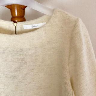 スタイルコム(Style com)のスタイルコム 七分袖 ニット(ニット/セーター)