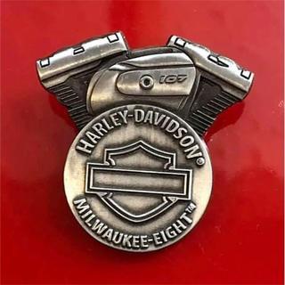ハーレーダビッドソン(Harley Davidson)の【新品】 ハーレーダビッドソン107 ピンバッジ(装備/装具)