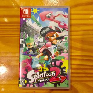 Nintendo Switch - スプラトゥーン2 Splatoon2  Nintendo S witch