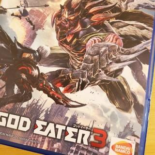 PlayStation4 - ゴッドイーター3 god eater 3