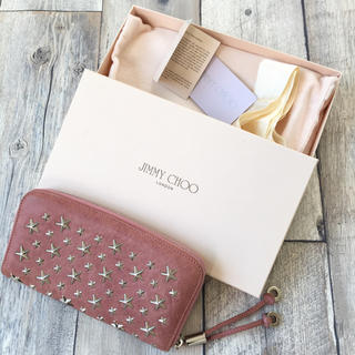 ジミーチュウ(JIMMY CHOO)のJIMMY CHOO 長財布(財布)