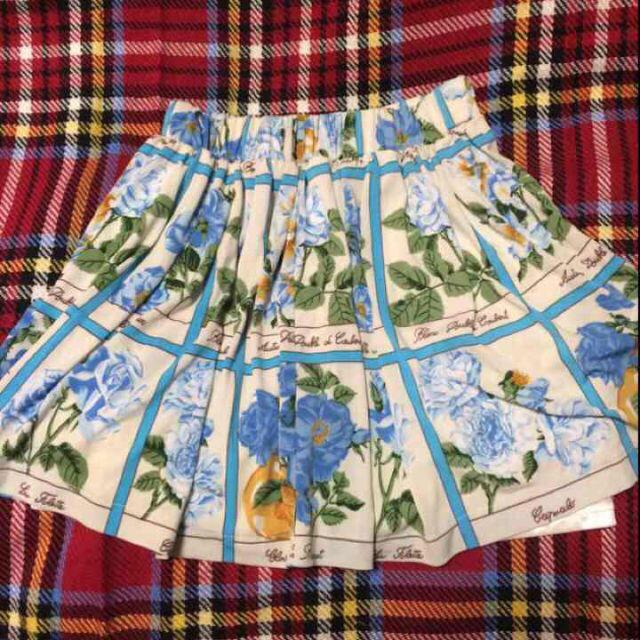 Nina mew(ニーナミュウ)のninamew紗栄子スカート レディースのスカート(ミニスカート)の商品写真