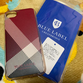 バーバリーブルーレーベル(BURBERRY BLUE LABEL)のブルーレーベル iPhoneケース(iPhoneケース)