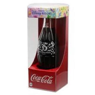 コカコーラ(コカ・コーラ)のディズニー35周年限定 コカコーラ3本セット(ソフトドリンク)