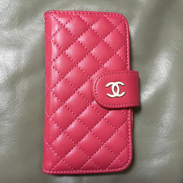 coach iphone7 ケース 新作 | CHANEL - iPhoneケース iPhone5 iPhone ESの通販 by mana's shop|シャネルならラクマ