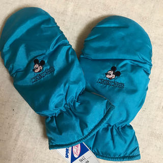ディズニー(Disney)のキッズ 手袋 ミッキーマウス(手袋)