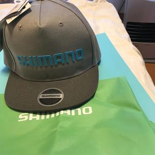 SHIMANO - シマノ フラットキャップ新品おまけ付き