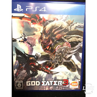 PlayStation4 - PS4 GOD EATER 3