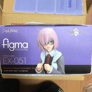 グッドスマイルカンパニー(GOOD SMILE COMPANY)のFGO マシュ figma カジュアルver.(キャラクターグッズ)