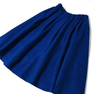 サクラ(SACRA)のSACRA♡サクラ♡ウールフレアスカート(ひざ丈スカート)