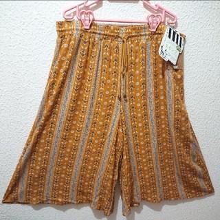 シマムラ(しまむら)の新品 しまむら 4L スカンツ♥️ユニクロ GU(ロングスカート)