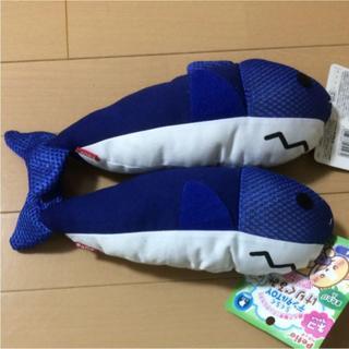 猫用おもちゃ2個セット ペティオ けりぐるみ サメ