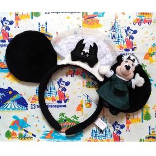 ディズニー(Disney)のDisney ミニーのホーンテッドマンション・カチューシャ(カチューシャ)