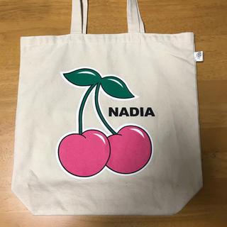 ナディア(NADIA)のNADIA トートバッグ(トートバッグ)