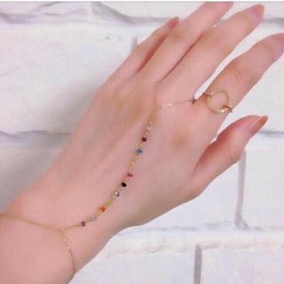 エナソルーナ(Enasoluna)のEnasoluna(エナソルーナ) Colors bracelet(ブレスレット/バングル)