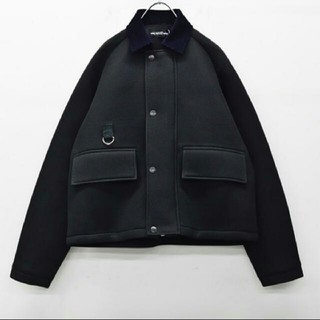 ジエダ(Jieda)のelephant TRIBAL fabrics ボアディング ブルゾン(ブルゾン)
