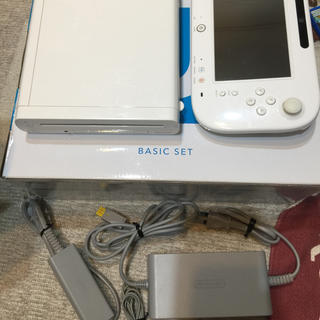 Wii U - wiiu ベーシックセット 8GB