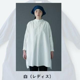 YAECA - ほぼ日×ヤエカ/スモックドレス LDKWARE