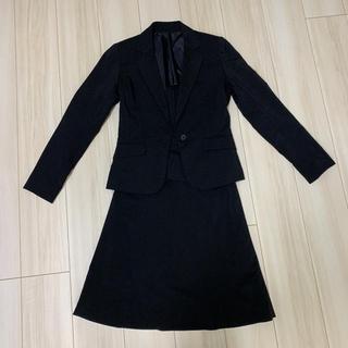 オリヒカ(ORIHICA)のスーツ上下セット黒ブラック(スーツ)