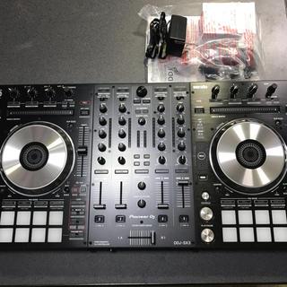 パイオニア DDJ-SX3 新品同様 保証あり serato dj(PCDJ)