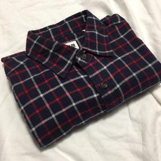ユニクロ(UNIQLO)のUNIQLO チェックシャツ (シャツ)