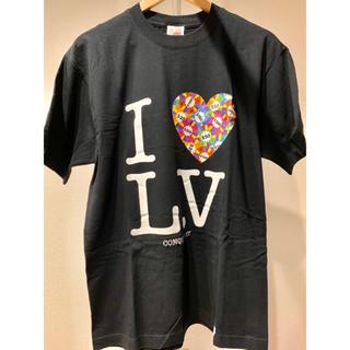 コンクエスト(CONQUEST)のCONQUEST Tシャツ ブラック(Tシャツ/カットソー(半袖/袖なし))