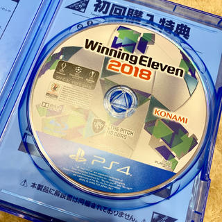PlayStation4 - PS4★ウイイレ 2018