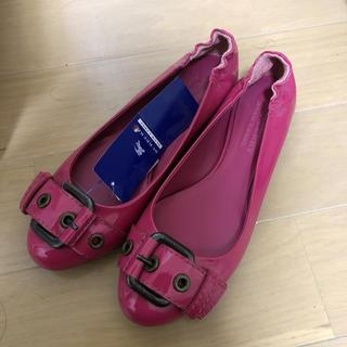 バーバリーブルーレーベル(BURBERRY BLUE LABEL)の新品 バーバリー パンプス 靴 24.5センチ バーバリー ブルーレーベル(ハイヒール/パンプス)