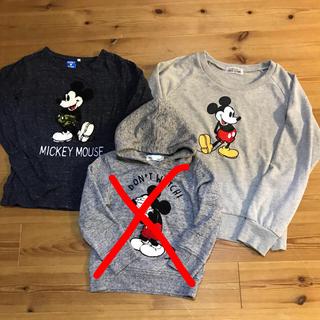 ディズニー(Disney)のミッキー(Tシャツ/カットソー)
