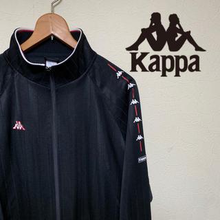 カッパ(Kappa)の90s 古着 カッパ kappa ジャージ セットアップ サイドライン(ジャージ)
