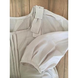 クチュールブローチ(Couture Brooch)のクチュールブローチ ブラウス リボン(シャツ/ブラウス(長袖/七分))