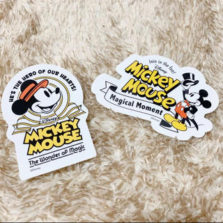 Disney - ミッキー♡ステッカー