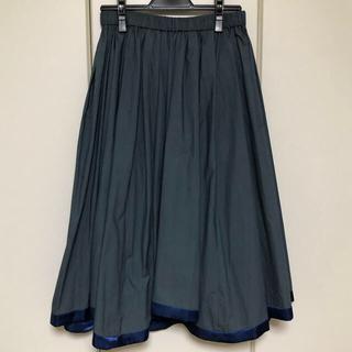 ドゥロワー(Drawer)のDrawer 店舗限定カラー  ギャザースカート 36(ひざ丈スカート)