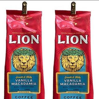 LION - ハワイで大人気!新品ライオンコーヒー★
