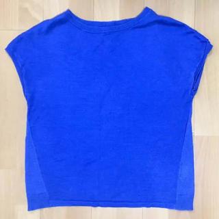 ノートエシロンス(note et silence)のnote et silence tops(Tシャツ(半袖/袖なし))