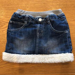 エムピーエス(MPS)のMPS デニムスカート  サイズ120(スカート)