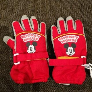 ディズニー(Disney)のスノーグローブ 100-110㎝(手袋)