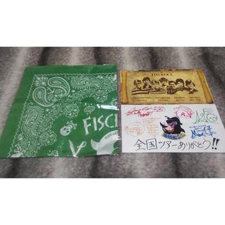 フィッシャーズ Fischer's バンダナ メッセージカードセット(バンダナ/スカーフ)