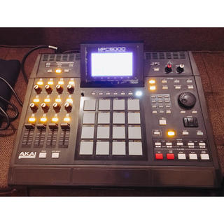 MPC5000 + その他機材(その他)