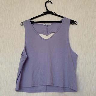 スピンズ(SPINNS)のSPINNS トップス(Tシャツ(半袖/袖なし))