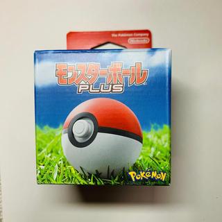 ポケモン(ポケモン)のモンスターボール Plus(家庭用ゲームソフト)