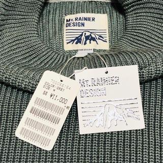 ハリウッドランチマーケット(HOLLYWOOD RANCH MARKET)のマウントレイニアデザイン(ニット/セーター)