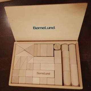 ボーネルンド(BorneLund)のYUYU様専用 ボーネルンド 積み木(積み木/ブロック)