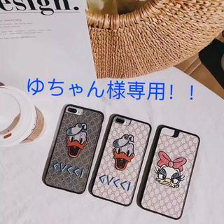 ディズニー(Disney)のiPhoneケース☆ドナルド・デイジー(iPhoneケース)