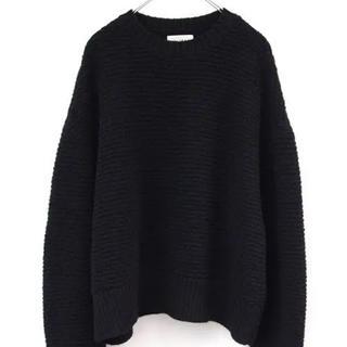 ジエダ(Jieda)のjieda 17aw over size knit(ニット/セーター)